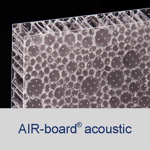 AIR-board acoustic